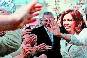 Arjantin kabinesinde değişiklik.20621