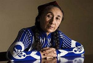 Uygur lideri Rabiya Kadir'den teşekkür.11904