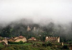 Gümüşhane'de saklı kent: 'santa'.8149