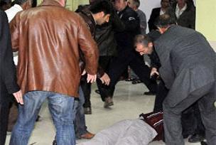 Sakarya'da 'barış kavgası' 3 yaralı.13607