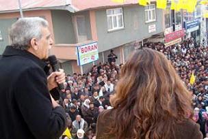 Ahmet Türk barış mesajları verdi.15841