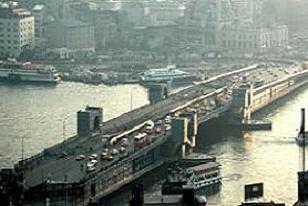 Yeni Galata Köprüsü trafiğe kapatılacak.15231