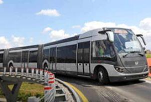 Atalay'dan, CHP'ye metrobüs cevabı.11911