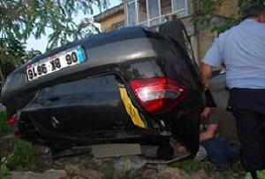 Fatsa'da trafik kazası: 2 ölü, 2 yaralı.13386