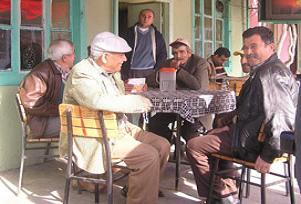 Geçmişten bugüne kahvehane kültürü.17401