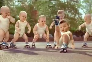 Bu bebekler izlenme rekoru k�rd�.13374