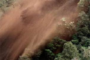 Sarıyer'de toprak kayması: 1 ölü.9239