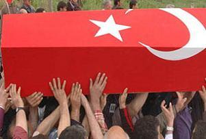 Kara  haber Şırnak'tan geldi: 1 şehit var!