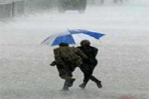 Türkiye'nin batısında kuvvetli yağış var!