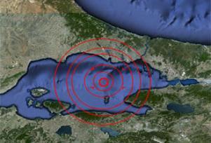 Marmara'da 3 gün içinde deprem olacak