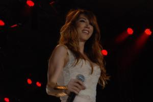 Zonguldak'taki festivalde ünlüler geçidi.5838