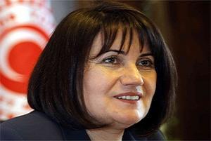 Meral Ak�ener, Cumhurba�kan� oldu.10076