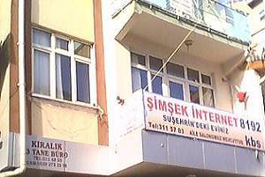 Kadınlara özel internet kafe