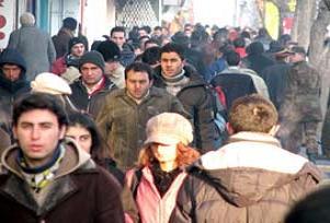 İstanbul'da gençlerin 4'te biri işsiz