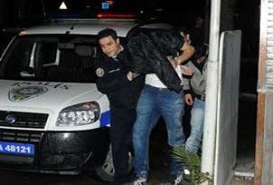 Ankara`da 127 öğrenci gözaltına alındı
