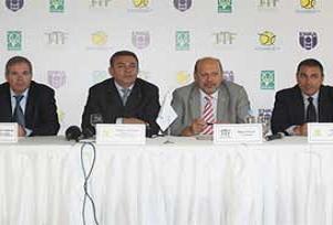 İstanbul  Cup'ta görev Erginer'in