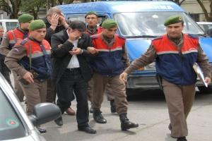 Sahte  SGK memurları yakalandı