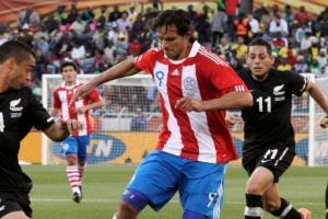 Lider  Paraguay'ın tadı yok: 0-0