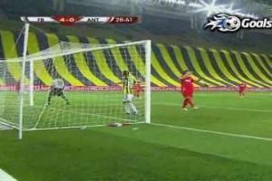 Fenerbah�e Antalya ma��n�n golleri! �zle.27313