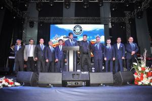 Adana Demirspor Kulübü Başkanı Serin: Oryantale müdahale olmadı.14146
