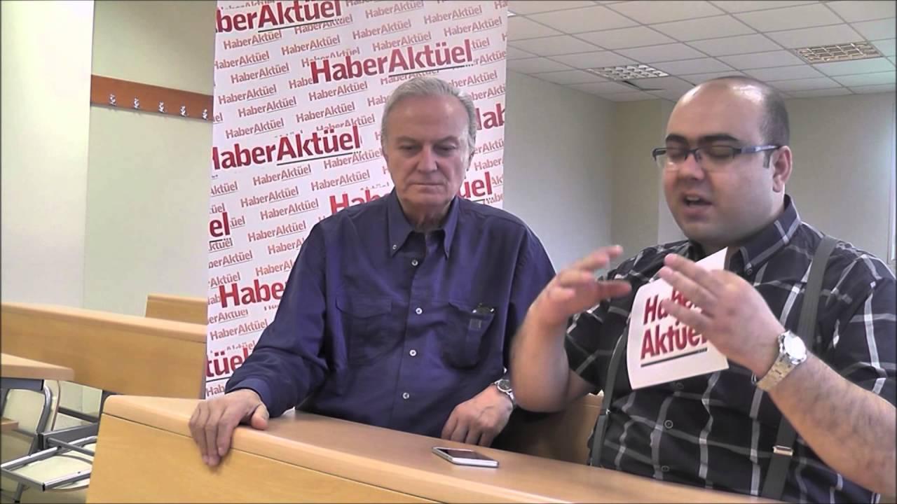 Ediz Hun haberaktuel.com mikrofonlarına konuştu