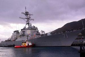 ABD ve İran donanması arasında gerginlik.14769