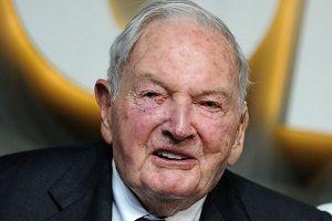 Dolar milyarderi Rockefeller öldü!