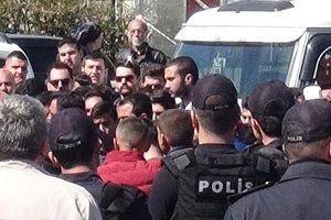 Mersin'de 'Akşener' gerginliği.26449