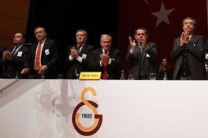 Dursun Özbek yönetimi için ibra kararı!