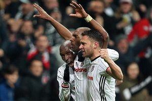 Beşiktaş çeyrek finalde!.21371