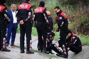Polis memurunu kahreden ihbar.30924