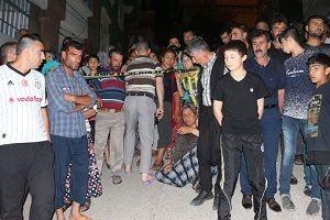 Sokakta oturanları minibüs ezdi: 3 ölü, 7 yaralı.26679