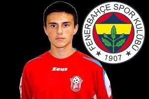 Fenerbahçe geleceğin yıldızını transfer etti!.18046