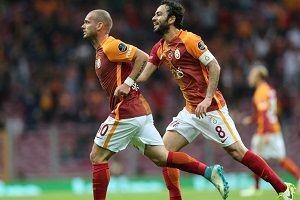 Galatasaray TT Arena'da zorlanmadı: 2-0