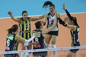 Fenerbahçe filede Cimbom'a set vermedi