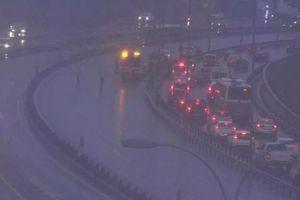 Dikkat! İstanbul'ta trafik kazası: Yoğunluk var.8911