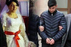 3 aylık karısını bıçakla öldürdü, beraatini istedi!.21198