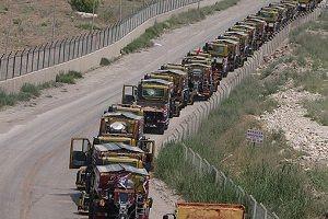 'Tanksavar' konvoyu yollarda.29355