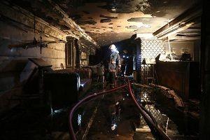 İstanbul'da otelde yangın: 2 ölü.21530