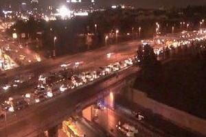 İstanbullulara trafiği kabusu: Yine kitlendi!.21626