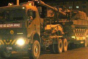 Suriye sınırına sevkiyat! Komandolar bölgede!.23510