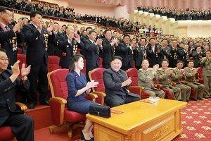 Kuzey Kore'de hidrojen bombası partisi!.32275