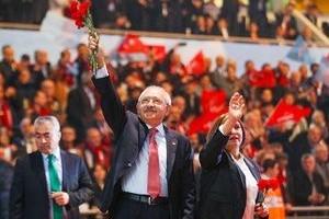 Kılıçdaroğlu bir kez daha seçildi!.23865