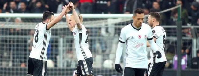 Nefes kesen derbide kazanan Beşiktaş!