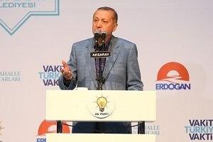 Erdoğan: Teröristin apoletini söktük.14408