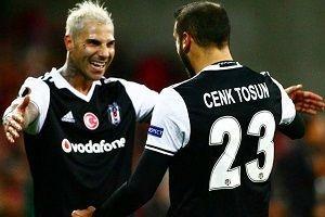 Beşiktaş, İsrail'de kazandı!.20479