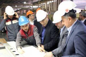 Vali Demirtaş, bölgenin üretim ve istihdam üssü AOSB'yi gezdi.22033