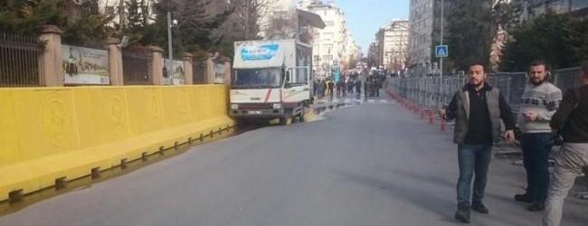 İstanbul'da 'kamyon' alarmı