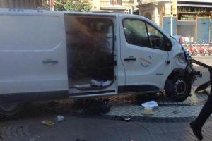 Barselona'da katliam: 12 ölü.16178