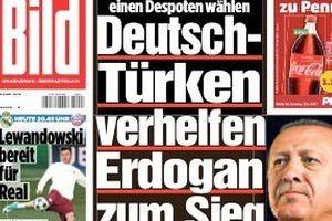 Bild'den Türklere ağır ifadeler!.30072